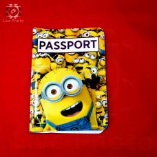 Обложка на паспорт 9