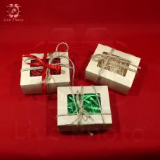 Коробка подарочная для брелков