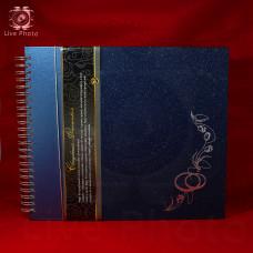 Фотоальбом на 30 страниц пергамент