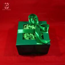 Коробка подарочная 16х10х16 4