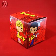 Коробка подарочная для стандартной кружки 21