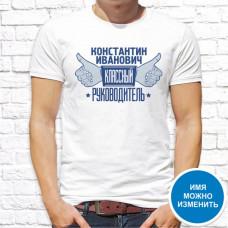 """Футболка """"День учителя"""" 11"""